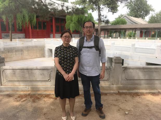 委任邢宏伟老师为清史网学术顾问
